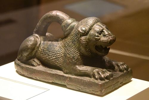 Achaemenid Lion Weight