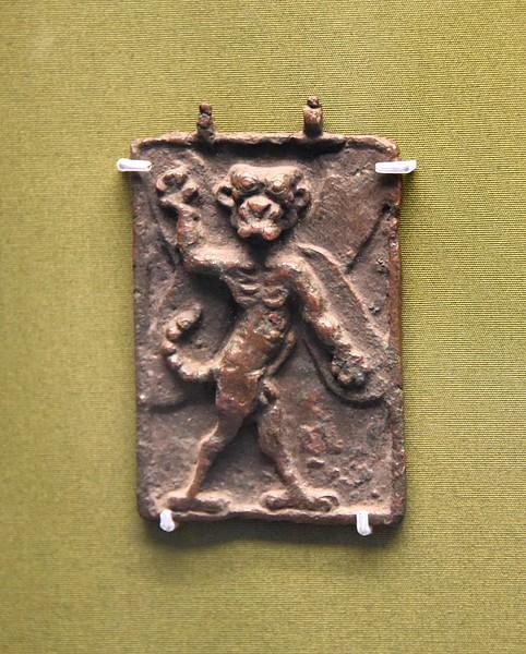 Amuleto Pazuzu de Bronze>/div>