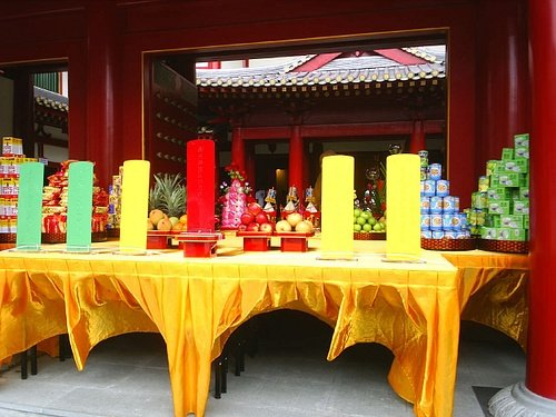 Altar, Hungry Ghosts Festival