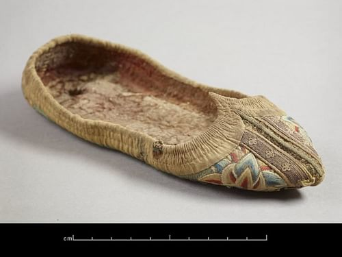 Silk & Textile Shoe from China
