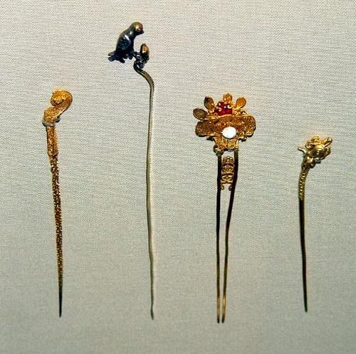 Chinese Hairpins