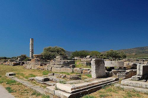 Samos Ancient History Encyclopedia