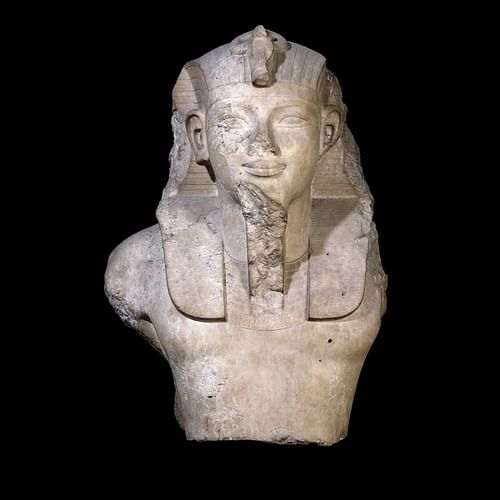 Amenhotep III (by Trustees of the British Museum, Copyright)