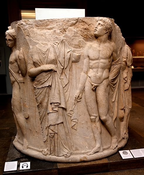 Column Drum from the Temple of Artemis, Ephesus