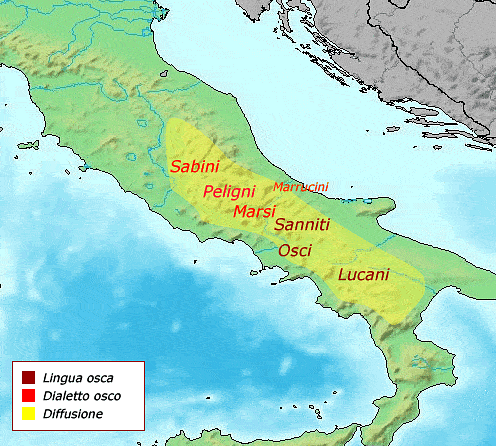 Oscan Language (by Ilario, CC BY-SA)