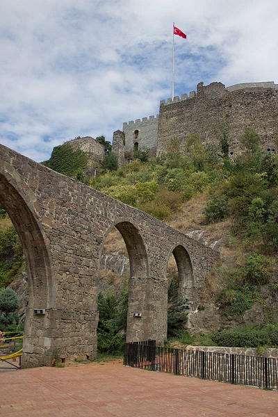 Aqueduct & Fortifications of Trebizond