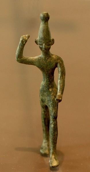 Baal Statue