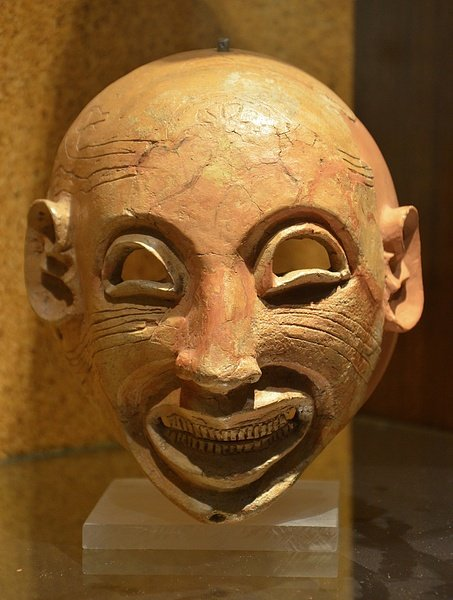 Punic Mask (by Carole Raddato, CC BY-SA)