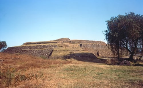 Pyramid, Cuicuilco