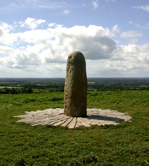 Stone of Destiny, Hill of Tara