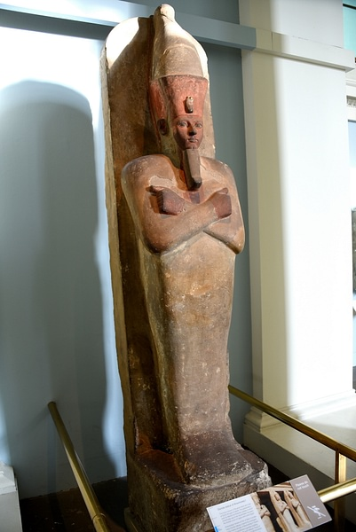 Osiride Statue of Amenhotep I