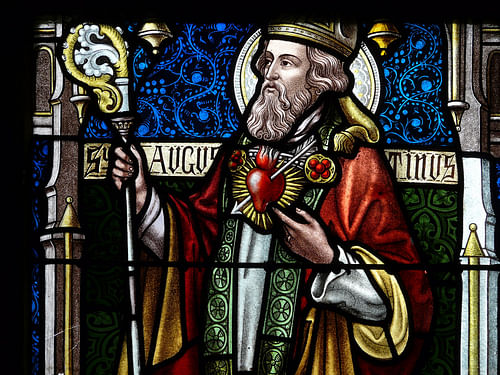 saint augustine of hippo his confession of faith ancient history