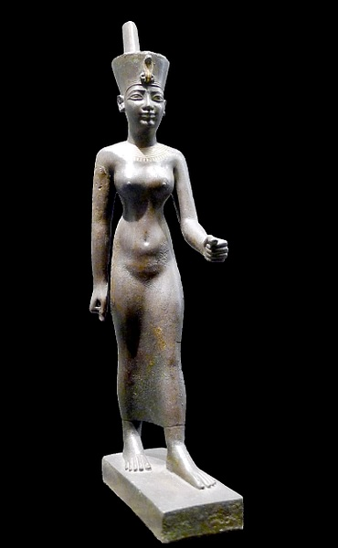 Bronze Statue of Neith