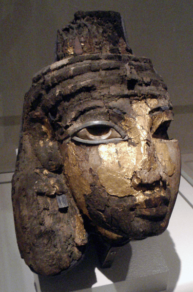 Funeral Mask of Queen Tiye