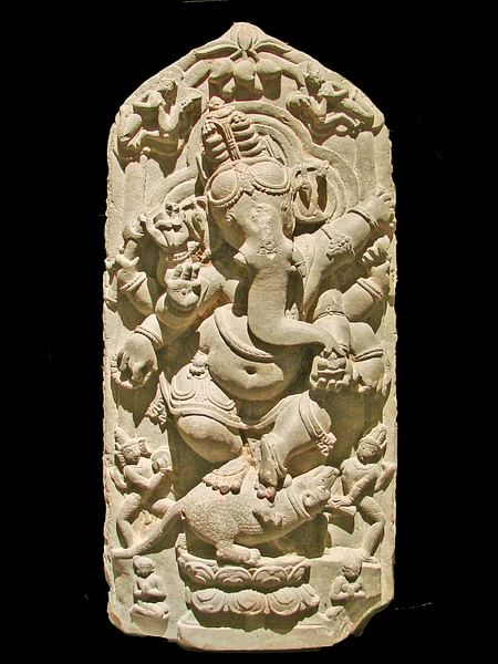 Ganesha Stela