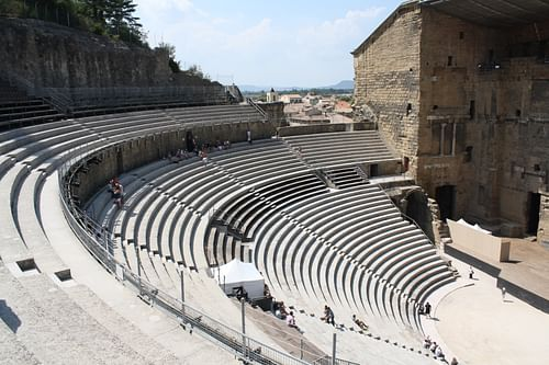 Cavea, Theatre of Orange