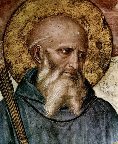Saint Benedict of Nursia