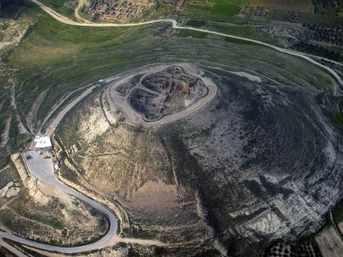 Herodium (by Asaf T., Public Domain)