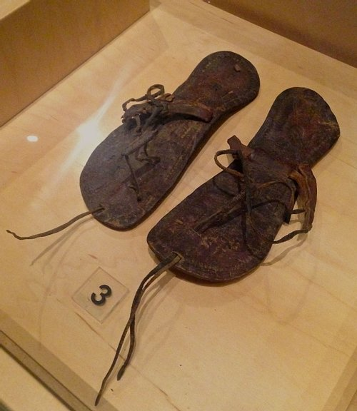 Ancient Egyptian Sandal