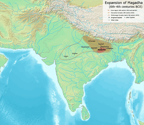 Magadha Kingdom