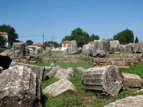 Temple of Athena Alea, Tegea