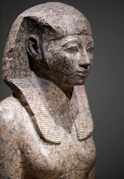 Portrait of Queen Hatshepsut