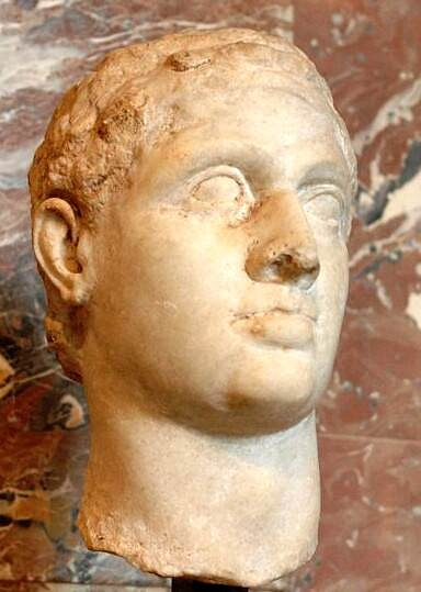 Ptolemy XII Bust