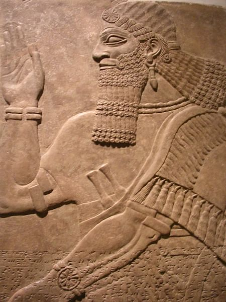 Assyrian Doorway Protective Spirit (by )
