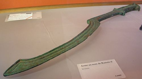 Egyptian Bronze Sword