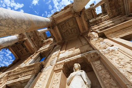 Library of Celsus (by greenp)