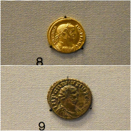 Coins of Carausius