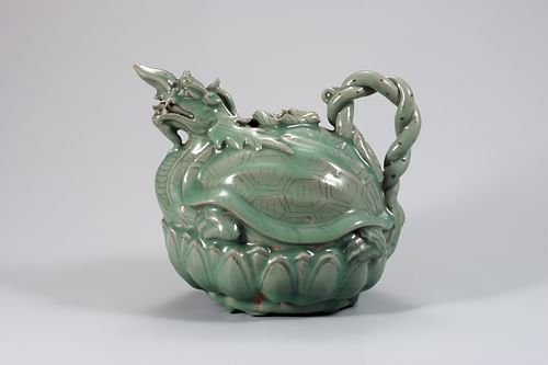 Dragon-turtle Celadon