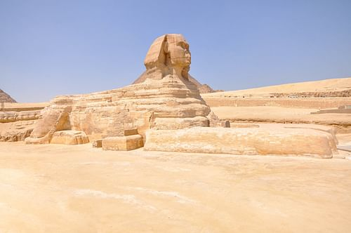 Dating the great sphinx of giza