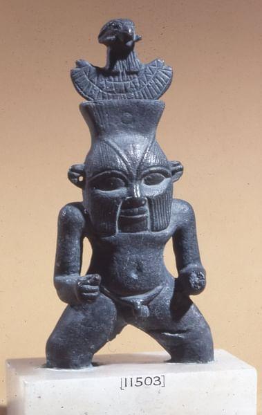 Bes Figurine, British Museum