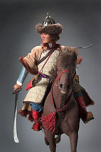 Attila the Hun Model (by Peter D'Aprix)