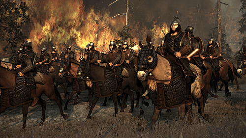 Army of Attila the Hun (by The Creative Assembly, Copyright)