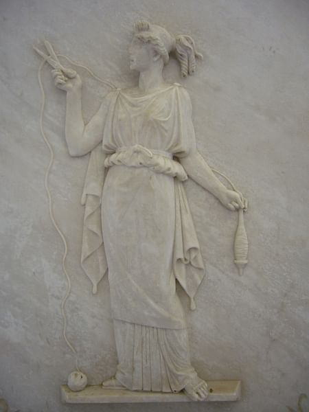 Atropos, One of the Fates