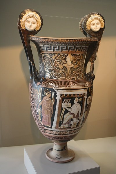 Greek Volute Krater