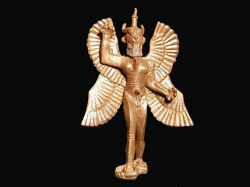 Maya Talisman Indian God of Protection