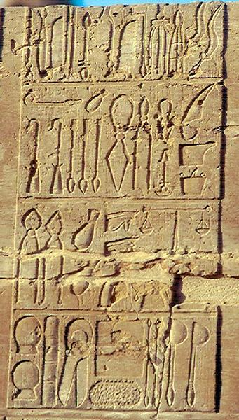 Egyptian Medical Treatments