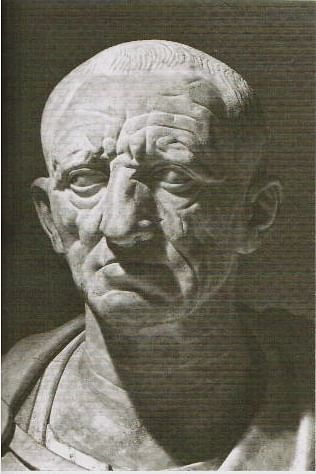 Cato the Elder (by Unknown Artist, Public Domain)
