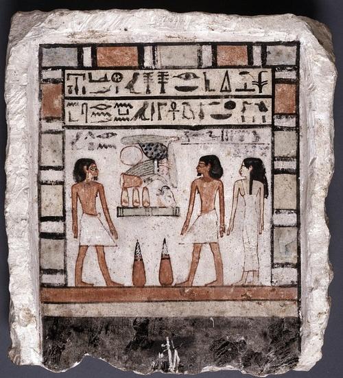 Women's Work in Ancient Egypt