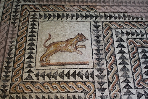 Image of: Murals Mosaic Ancient History Encyclopedia Mosaic Ancient History Encyclopedia