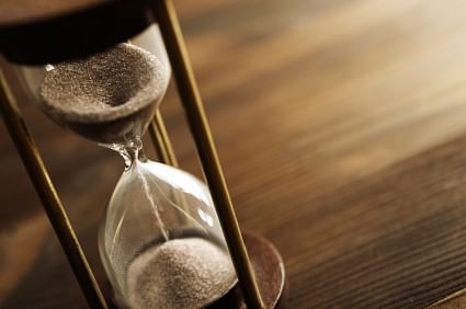 Hourglass (by iStockPhoto.com, Copyright)