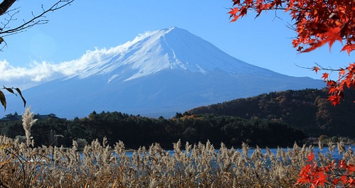 Mount Fuji, Honshu (by Mike Photo Corner)