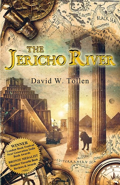 Book Cover of The Jericho River