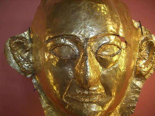 Death Mask of Khaemweset