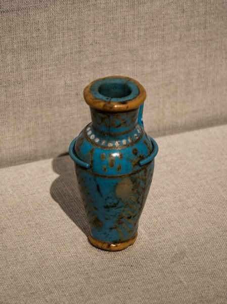 Egyptian Perfume Bottle
