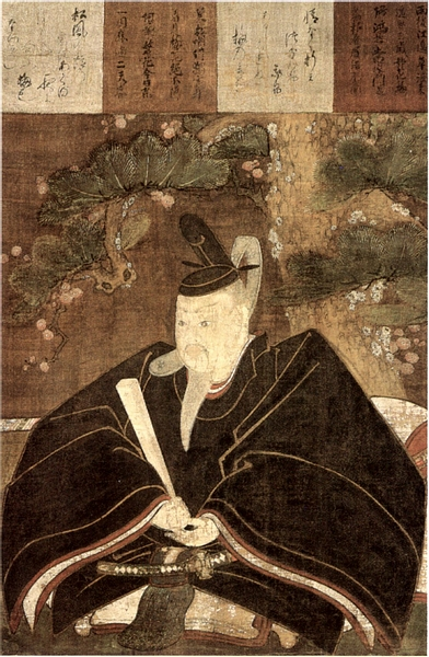Tenjin (Sugawara no Michizane) (by Unknown Artist, CC BY-NC-SA)