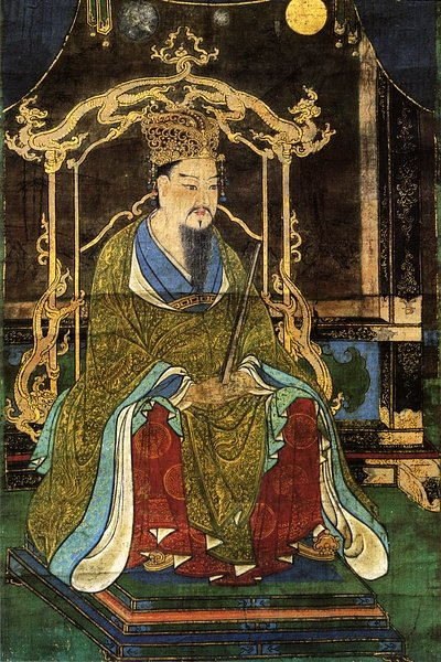 Emperor Kammu (by Unknown Artist)